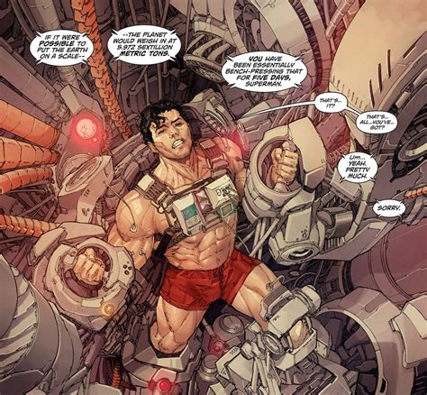 superman bench press 13 reasons why the quot new 52 quot superman is totally badass
