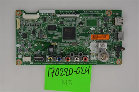 Mainboard Tv Lg 50ln5400 Original Code P293977 lg 47ln5400 board eax65049107 ebay