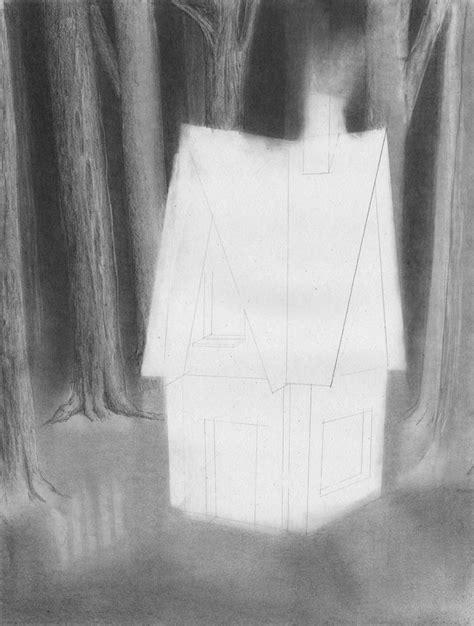 haus zeichnen lernen zeichnen lernen haus im dunklen wald zeichnen tutorial