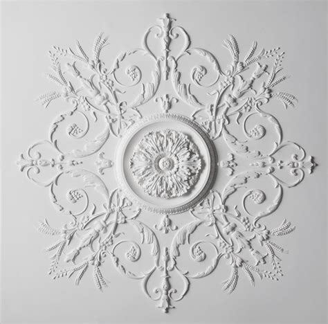 Floral Decorative floral decorative plaster ceiling stevensons of