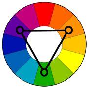 triadic colors definition 科学网 色彩搭配 吕波的博文