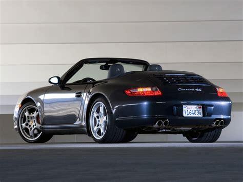porsche carrera 2005 porsche 911 carrera 4s cabriolet 997 2005 2006 2007