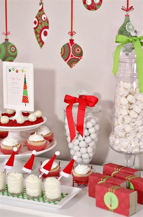 family friendly christmas party ideas celebrations at home