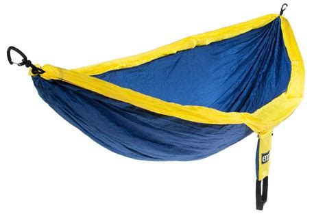 And Blue Eno Hammock eagles nest outfitters eno nest hammock yellow blue cing new ebay