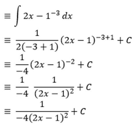 rumus integral tak tentu beserta contoh