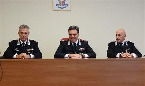 comando provinciale carabinieri pavia carabinieri ecco i maggiori colazzo e arneodo gaudio