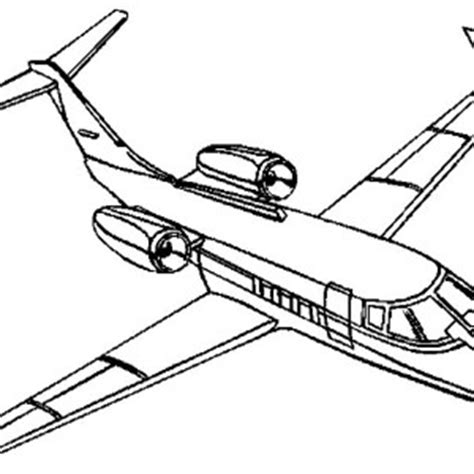 private jet coloring pages learjet private jet coloring page learjet private jet