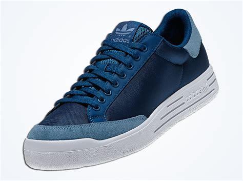 Adidas Rod Laver adidas originals rod laver powder blue white sneakernews