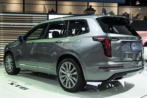 2020 cadillac xt6 mpg cadillac xt6 info pictures specs mpg wiki gm authority