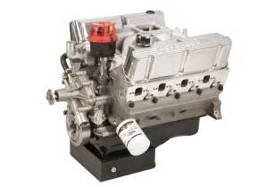 Ford 427 Crate Engine Ford Racing Unveils New Aluminum 427 Crate Engines