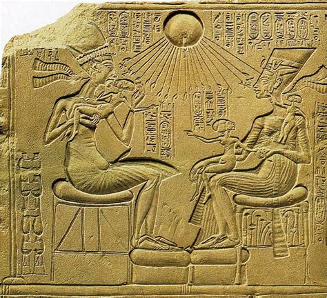 akhenaten and his family 301 moved permanently
