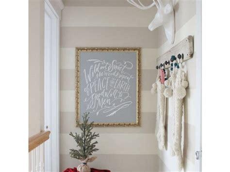 tende natalizie fai da te le decorazioni natalizie fai da te per la casa shabby chic