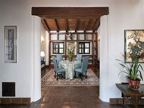 santa barbara style interior design santa barbara spanish beautiful spanish hacienda in santa barbara idesignarch