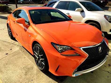 Recent Rc 350 new year with new rc 350 f sport club lexus forums