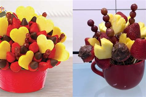 edible arrangement valentine s day tip make your own terrible edible