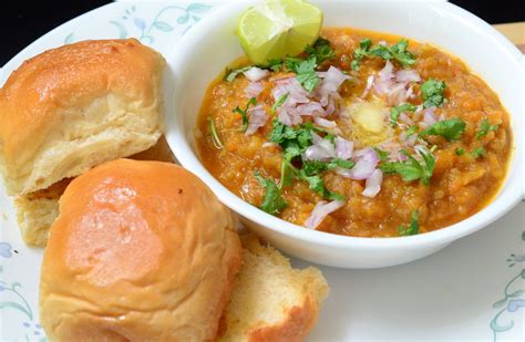 pav bhaji recipe of delicious mumbai food pav bhaji