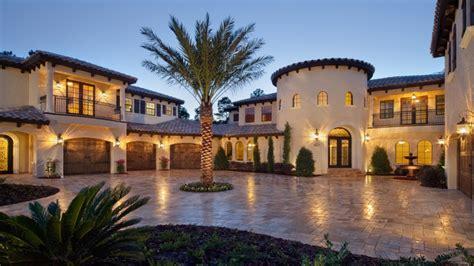 mediterranean mansions  sale mediterranean dream homes