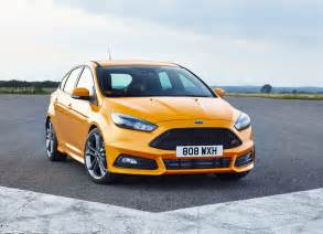 2015 Ford Focus Price New 2015 Ford Focus St Pricing Revealed For The Uk