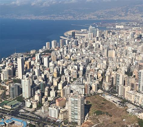 Beirut Free Beirut Lebanon Stock Image Image Of Apartment Coast 33750915
