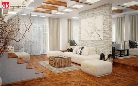 D 233 Co Cosy Du S 233 Jour Pour Une Ambiance Chaleureuse | decoration salon rustique moderne 3 d233co cosy du