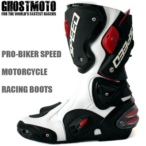 motorcycle road racing boots aliexpress com buy free shipping new pro biker speed