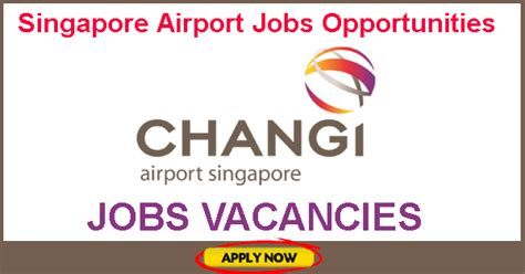 Opportunities For Mba Graduates In Singapore by Vacancies In Changi Airport 2018 Listentojobs