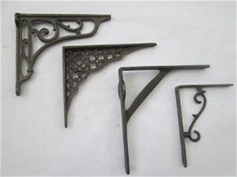 Wrought Iron The Sink Shelf by Cast Iron Vintage Style Shelf Support Book Sink Toilet Cistern Bracket