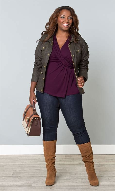 fall styles for full figure 1375 best pretty plus size outfits images on pinterest