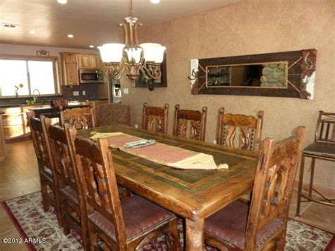 southwestern dining room furniture southwestern style dining room for the home pinterest