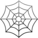 emoji web spider web emoji on apple ios 9 1