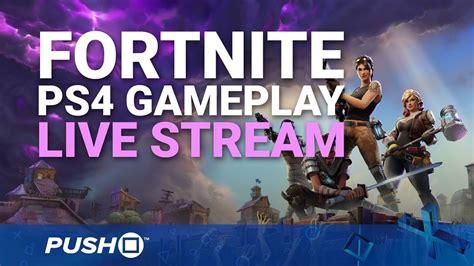 Fortnite   PS4 Gameplay   Live Stream   YouTube