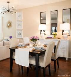 idea for dining room decor 20 small dining room ideas on a budget