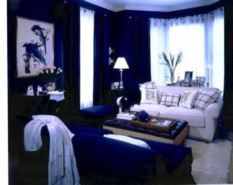 Blue Room by Cool Blue Living Room Ideas