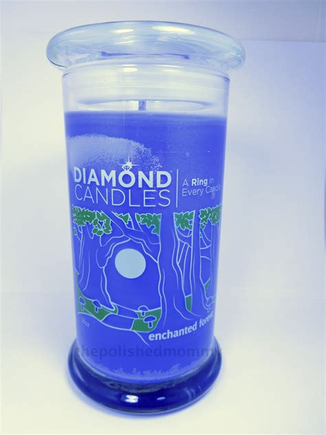 Diamond Candle Giveaway - diamond candle review giveaway closed the polished mommy