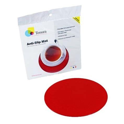 Silicone Non Slip Mat by Tenura Large Coaster Silicone Non Slip Mat