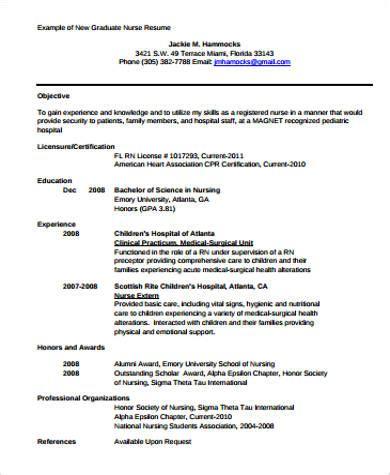 7 sle resume objective statement free sle