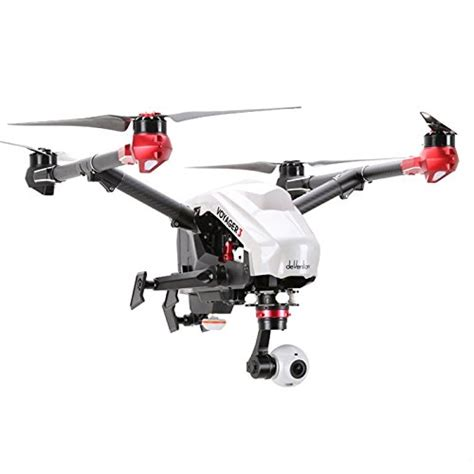 Drone Voyager 3 Walkera Voyager 3 Drone With Hd 1080p 3 Axis 360 Degrees Gimbal And Lcd Fpv Remote