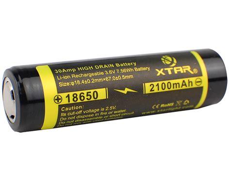 Sony Vtc4 Lithium Ion Cylindrical Battery 30a 3 6v 2100mah sony vtc4 18650 2100mah 3 6v unprotected high drain 30a lithium ion li ion flat top battery