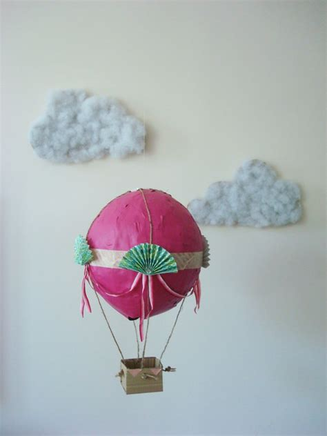 Paper Mache Balloon Crafts - 25 unique paper mache balloon ideas on