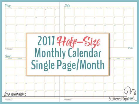 2018 12 months 2 page calendar a5 legacy templates