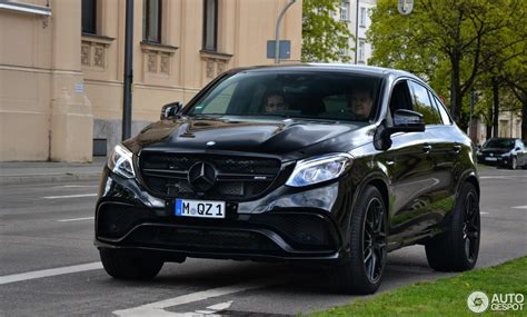 Mercedes Gle 63 Amg by Mercedes Amg Gle 63 S Coup 233 4 Februar 2017 Autogespot