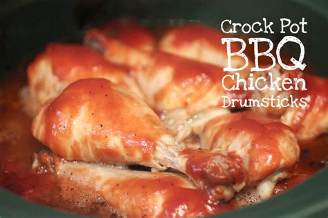 repeat crafter me crock pot bbq chicken drumsticks