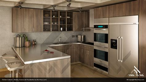 Free 3d Kitchen Design | 3d kitchen design planner