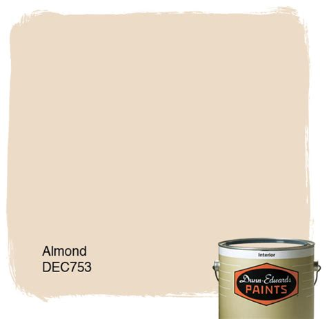 dunn edwards paints almond dec753