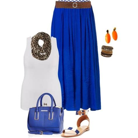 Marien Maxi Blue 1000 ideas about blue maxi skirts on blue