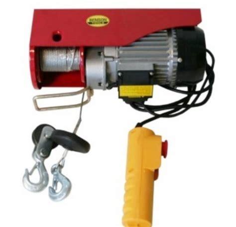 Takel Chain Block 1tx3m Shuange Hsz benson 125 250 kg elektrische takel restkoopjes nl gereedschap en machines voor de