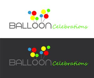 logo design for balloon celebrations by poisonvectors logo design for balloon celebrations by poisonvectors