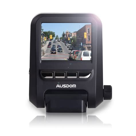 dash for car ausdom dash cams for cars ad118 car with auto