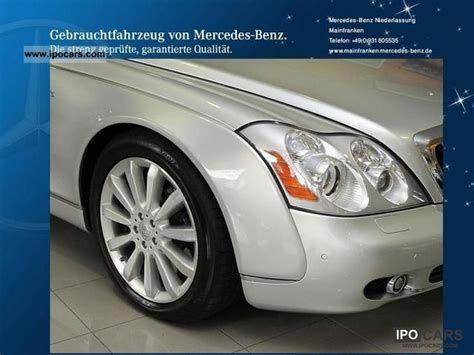 auto air conditioning repair 2005 maybach 57s regenerative braking 2005 maybach 57 s original price 451 581 20 eur car photo and specs