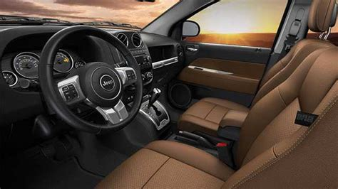 Jeep Compass Interior Pictures by 2017 Jeep Compass Review Engine And Price 2017 2018